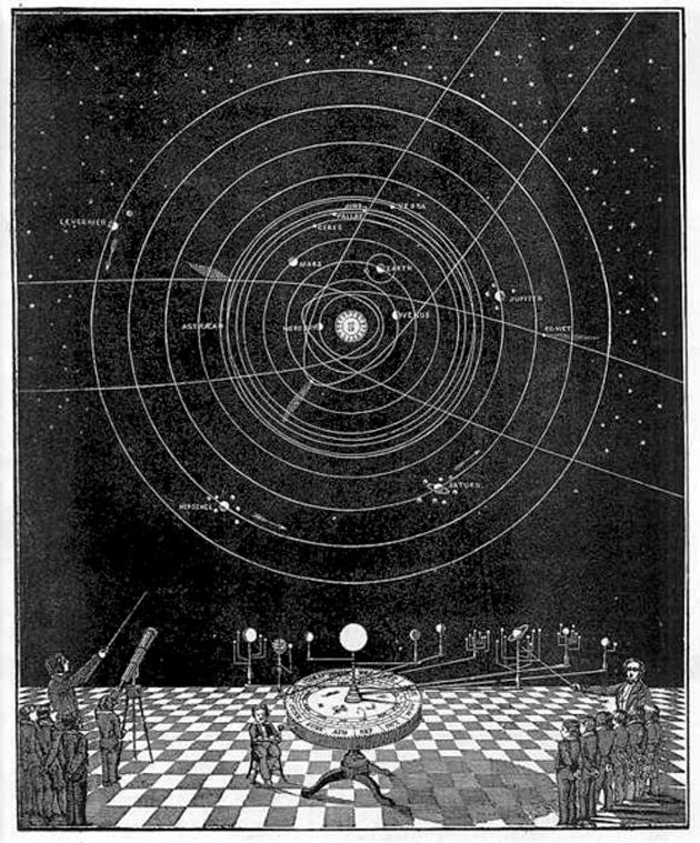 solar system cosmology - photo #7