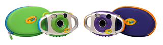 Illustration for article titled Crayola Releases EZ Grip Digital Camera For Budding Upskirtists