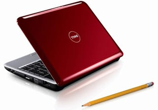 Illustration for article titled Dealzmodo: Refurbed 4GB Dell Inspiron Mini 9 $177