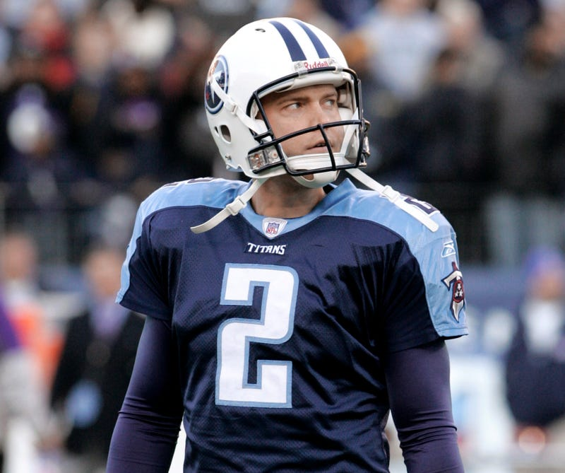 Illustration for article titled Report: Rob Bironas Was Really, Really Drunk At Time Of Fatal Crash