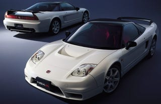 Illustration for article titled Acura NSX-R To Come Statestide Causing Fanboys To Swoon For Spoon