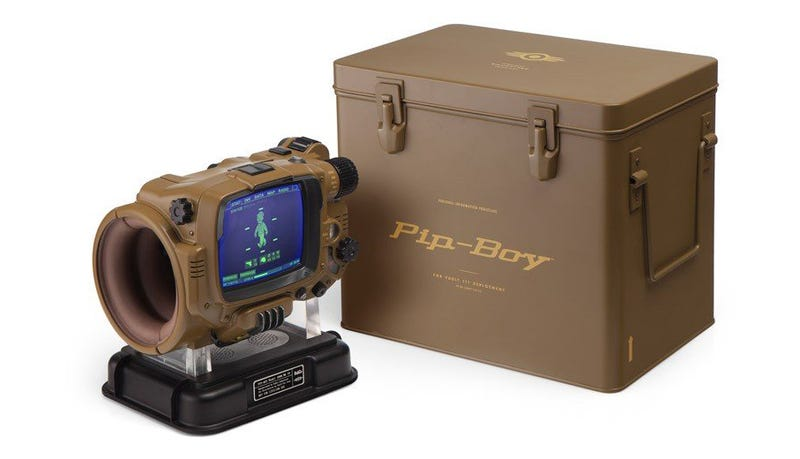 Illustration for article titled No encontrarás una réplica funcional del Pip-Boy de Fallout 4 más perfecta que esta
