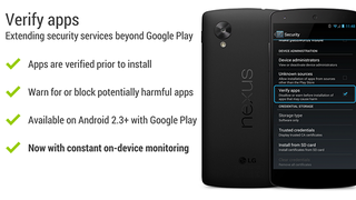 Illustration for article titled Google Expands Android's Built-In App Scanning Security