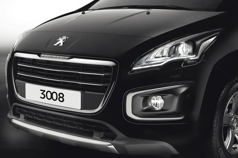 Illustration for article titled Yet More New Peugeots (Sort Of) Headed For Frankfurt