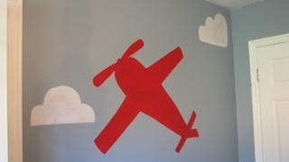 if you want to decorate your kidu0027s wall or even add some fun images to your man cave you can create your own fabric wall decals easily and pretty