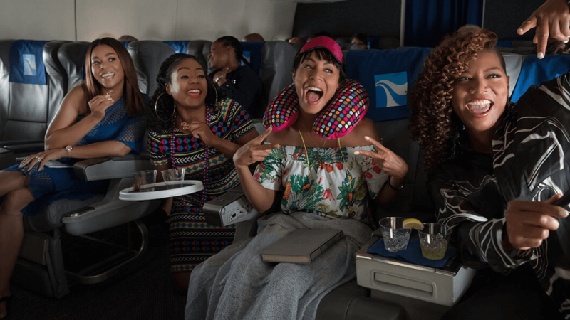 Jada Pinkett Smith Says Golden Globes Voters Wouldn't Even Watch Girls Trip