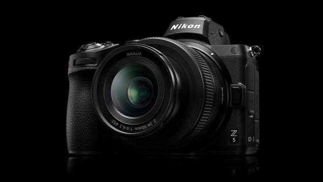 The Z5 Is Nikon s New, More Affordable Way to Get Into Full-Frame Mirrorless Cameras