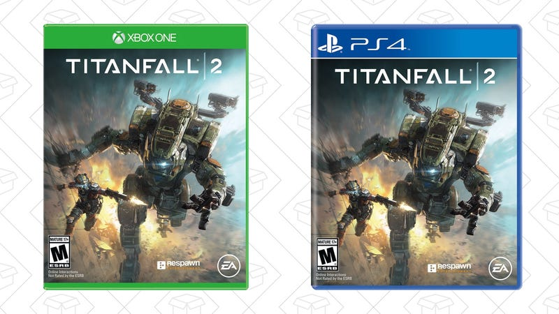 Titanfall 2 for Xbox One, $35 | Titanfall 2 for PS4, $35