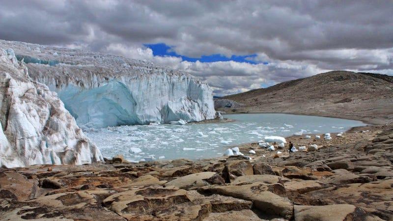 Illustration for article titled Los glaciares de los Andes se están derritiendo a un ritmo récord por efecto de El Niño