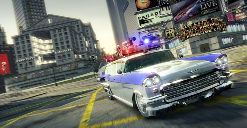 Illustration for article titled Burnout Paradise Thursday Car Update Will Be Legendary