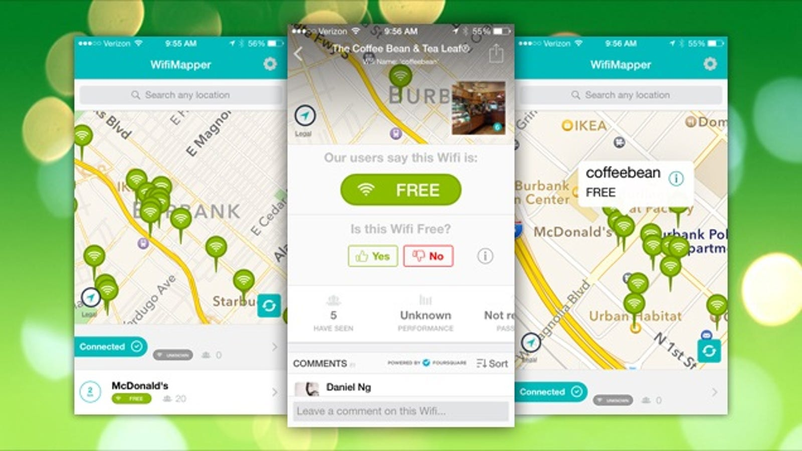 WifiMapper Helps You Find Free Wi-Fi Anywhere In the World