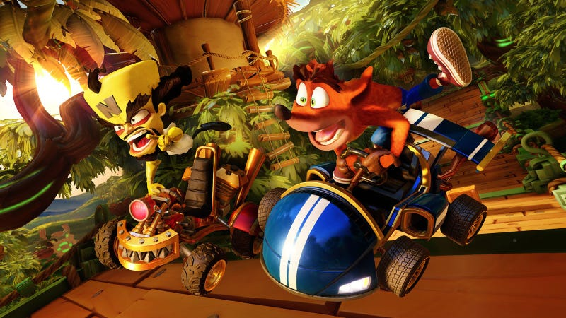 Crash Team Racing: Nitro-Fueled Is A Whole Lot Of Game (With