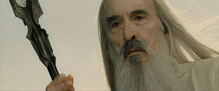 Illustration for article titled RIP Sir Christopher Lee