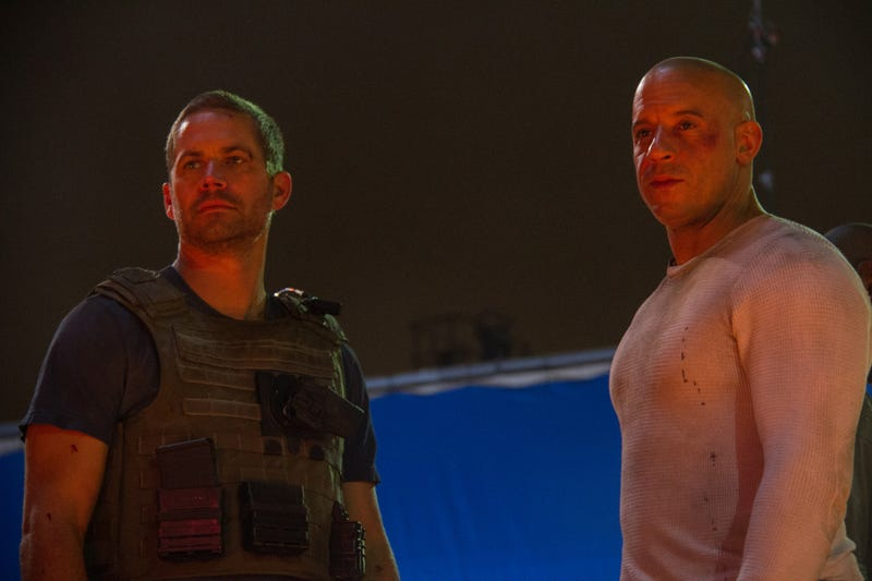 Illustration for article titled Fast & Furious 7 Will Be Released In April 2015, Vin Diesel Says