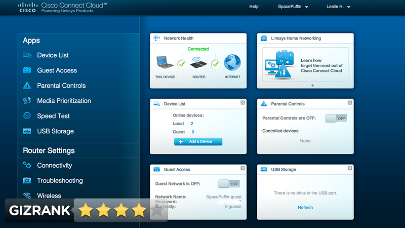 Cisco Connect Cloud Lightning Review: Manage A Network's Competing