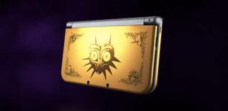 Illustration for article titled ThatMajora's Mask New 3DS XL Will Be Back In Stock Tomorrow