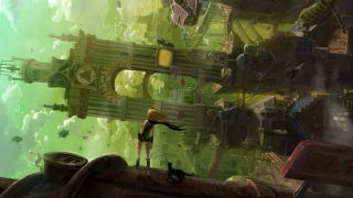 Illustration for article titled The Dizzy, Delightfully Grand Music of Gravity Rush