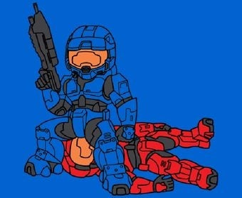 Illustration for article titled Bungie Promises Teabagging Support for Halo: Reach