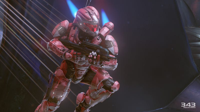 Halo 5's Multiplayer Is All About Movement