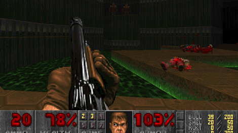 John Romero Made A New Doom Mod And It's Great