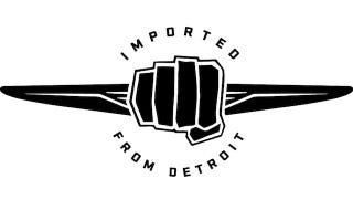 """Illustration for article titled Chrysler sues Detroit company for exporting """"Imported from Detroit"""" clothing"""