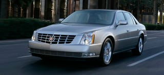 Illustration for article titled Cadillac DTS