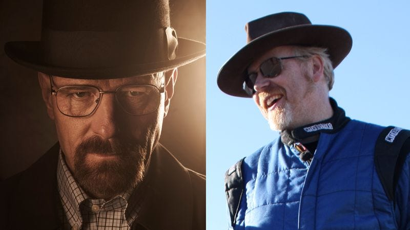 "Illustration for article titled ""Yeah science!"": Mythbusters will put Breaking Bad to the test"