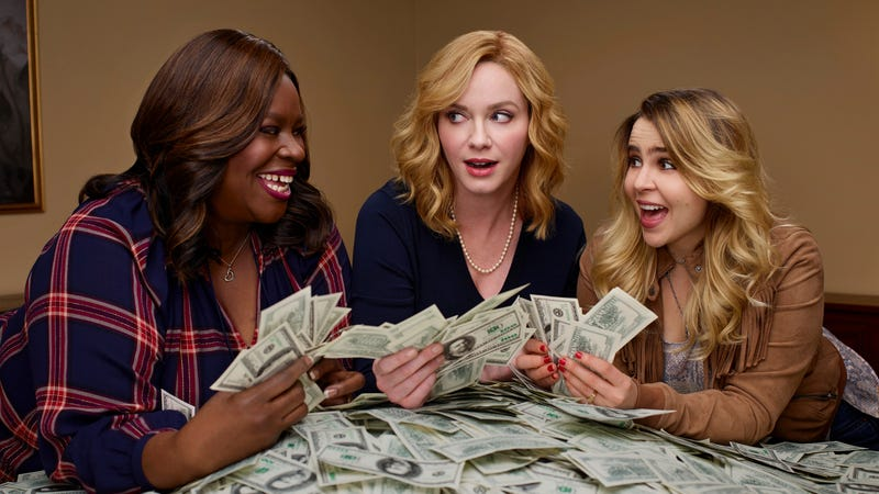 Illustration for article titled Good Girls and its great cast renewed for third season at NBC
