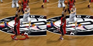 Illustration for article titled NBA 2K13's Replay Cam Gets Rid of Its Own Red Ring of Death
