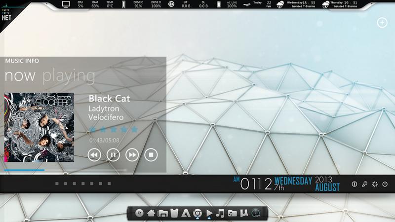 Illustration for article titled The Geometric Desktop