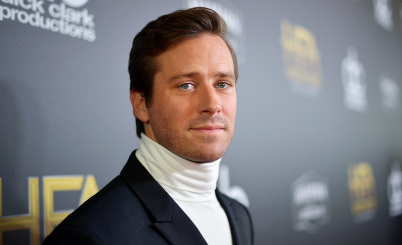Illustration for article titled Armie Hammer Vows to Exercise Better 'Twitter Impulse Control'