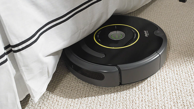 Put Vacuuming On Autopilot With a $180 Refurb Roomba Deal
