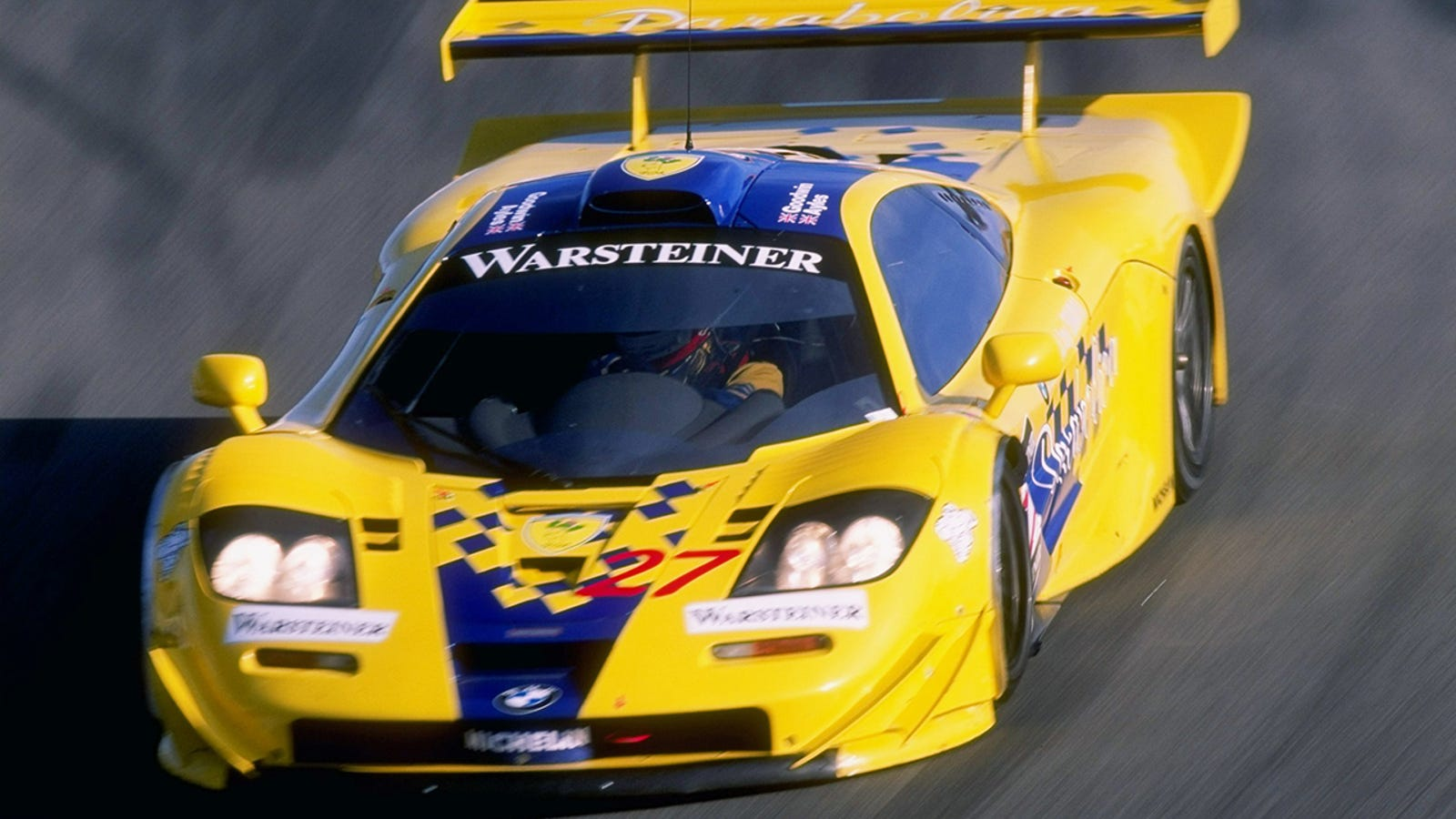 The Ten Best Race Cars Sold From The Factory
