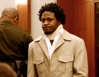 """Illustration for article titled Pacman Jones Wears A Neck Brace To Court, Has His """"Life In Order,"""" Gets A Year Probation"""