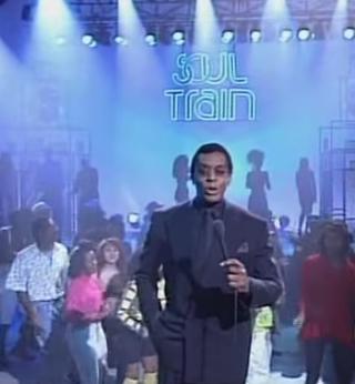 Don Cornelius hostingSoul Train in 1991Youtube Screenshot