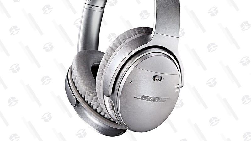 Auriculares QuietComfort 35 de Bose con cancelación de ruido | $299 | AmazonGráfico: Shep McAllister