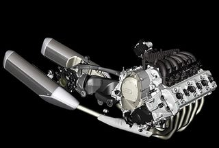 Illustration for article titled BMW K1600 Inline-Six The New Hayabusa?