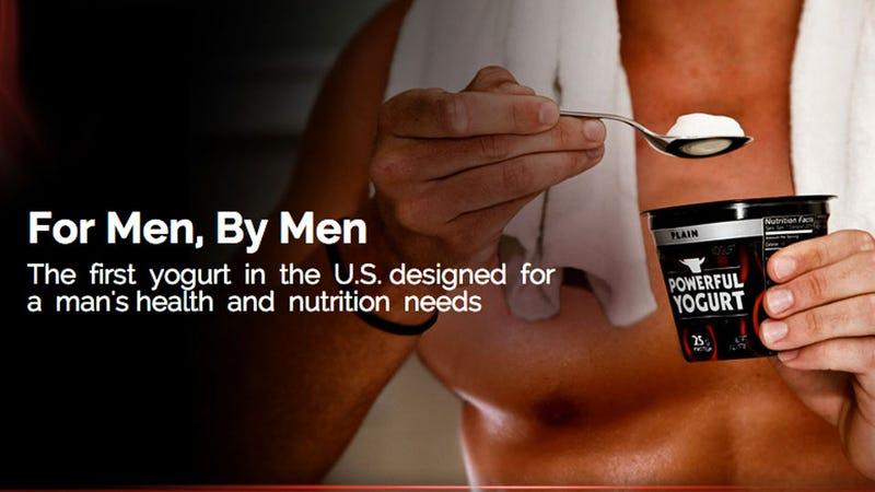 Illustration for article titled Powerful Brogurt: Yogurt for Bros