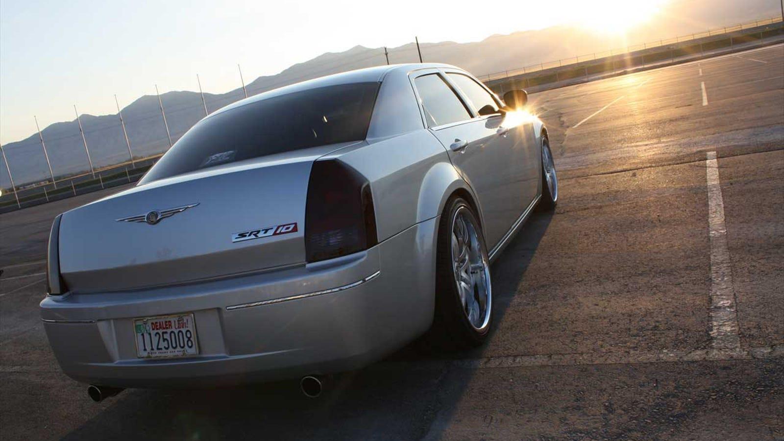 The Real Story Behind Viper Engined Chrysler 300 Srt10 Dodge V10 Wiring Harness