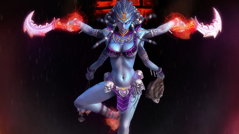 Illustration for article titled Hindu Group Wants Religious Arena Combat Game Pulled From QuakeCon