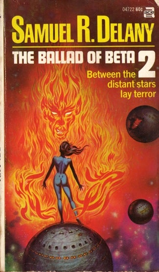 Illustration for article titled The Box Of Paperbacks Book Club: The Ballad Of Beta-2 by Samuel R. Delany (1965)