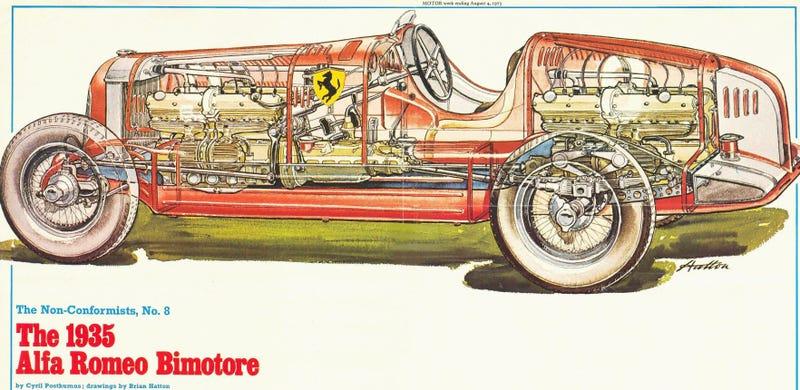 Illustration for article titled Safest gas tank location ever!
