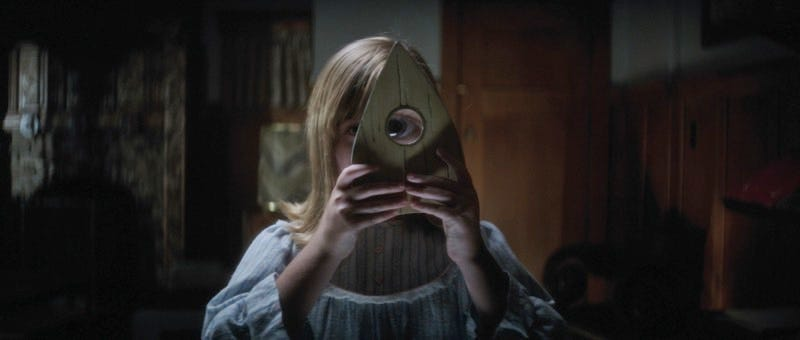 A scene from Mike Flanagan's Ouija: Origin of Evil. Image: Universal Pictures