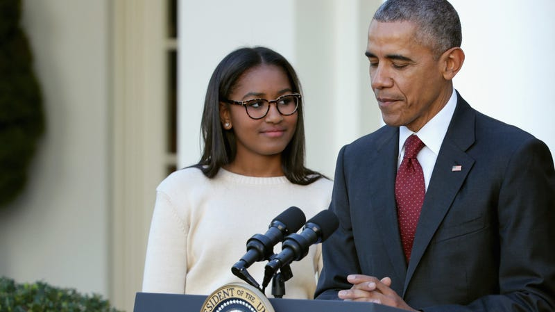 Illustration for article titled Is Sasha Obama Taking Her Talents to the University of Michigan?