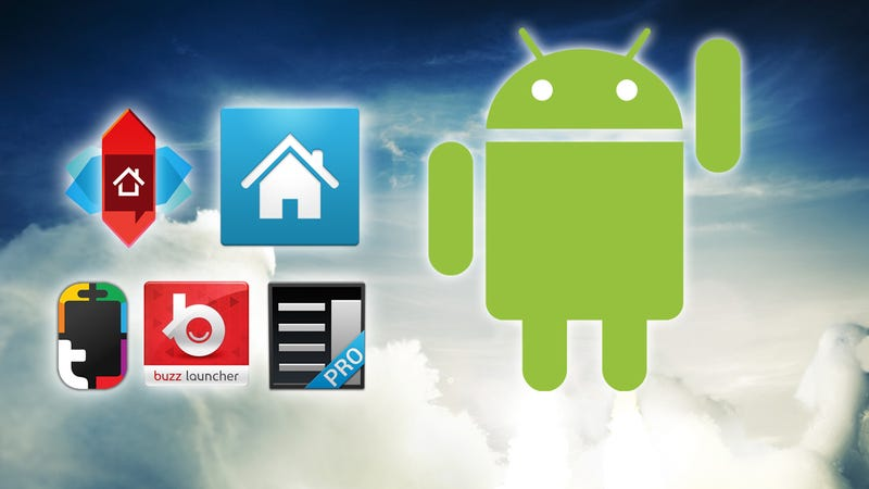 Illustration for article titled All the Awesome Stuff You Can Do with a Custom Android Launcher