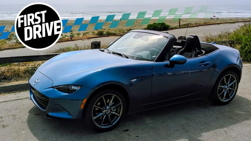 The 2019 Mazda Miata S Extra Power Makes A Great Car Better