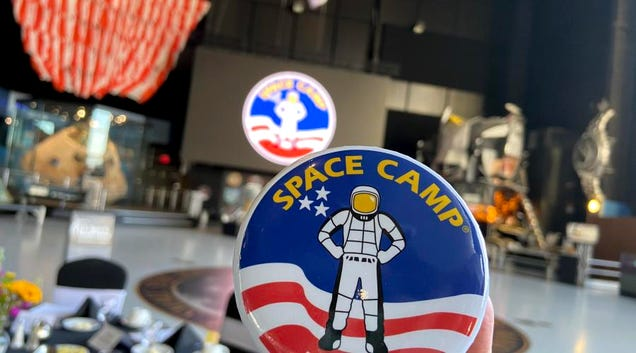 Space Camp Needs Your Help