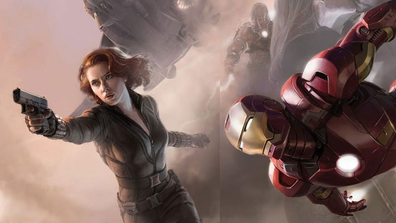 Illustration for article titled Marvel announces The Avengers will look like total garbage in 3-D