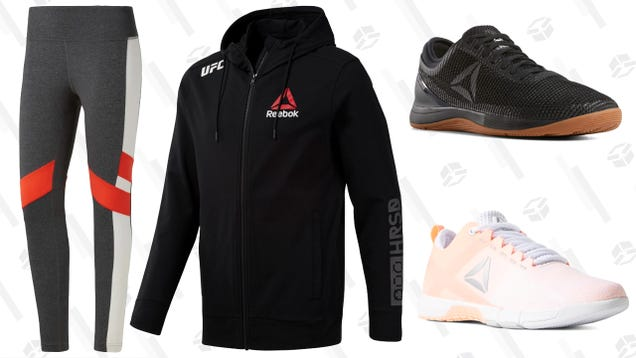 Reward Yourself For Working Out With an Extra 50% Off Sale and 30% Off Sitewide at Reebok