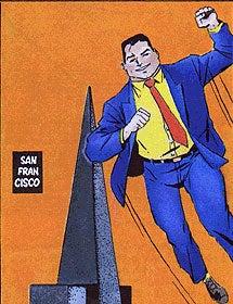 Illustration for article titled Splendidman Is The Best Superhero Satire On The Web